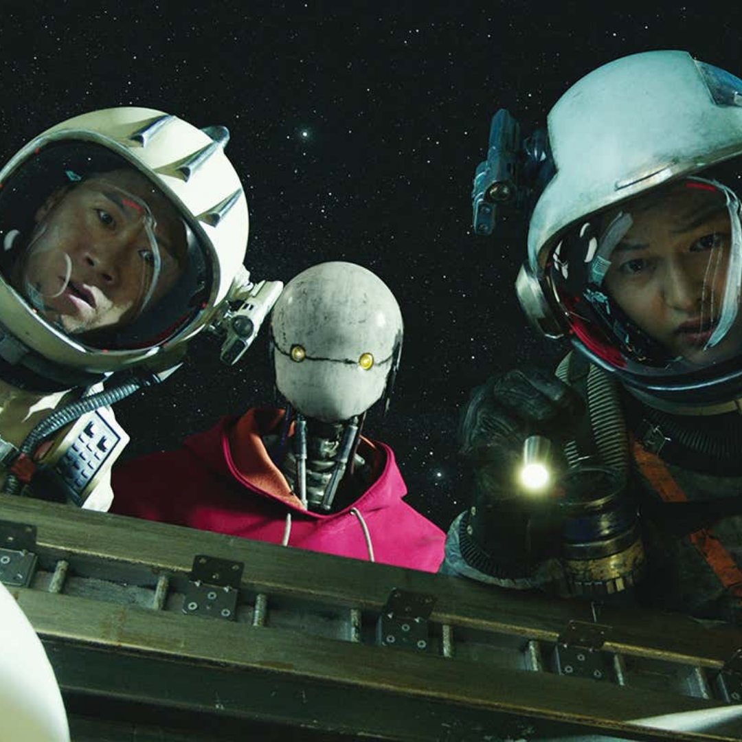 "INNOVATION, IDENTITY, CHOSEN FAMILY: JO SUNG-HEE'S ""SPACE SWEEPERS"""