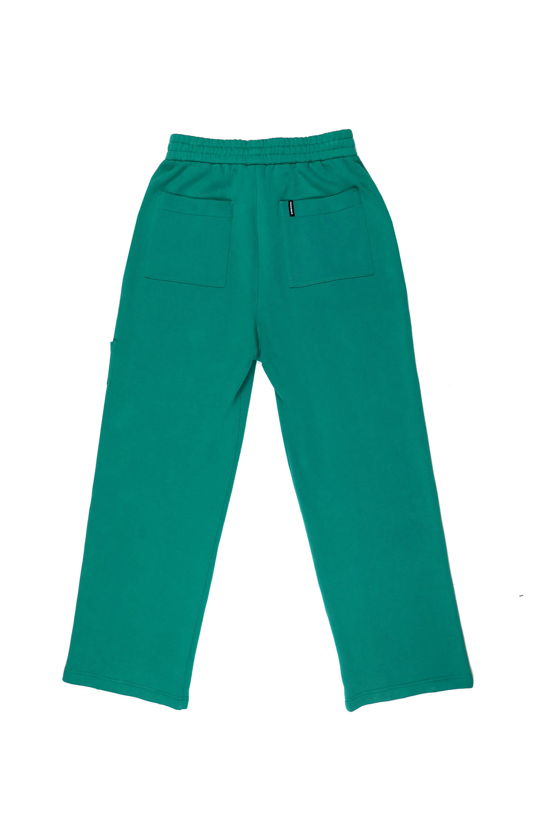 BH Recycled Cotton Utility Straight Sweatpant - Bobblehaus