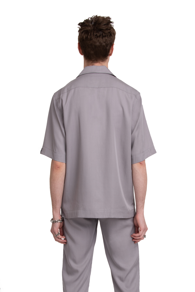 BH Signature TENCEL™ Camp Collar Shirt - Bobblehaus