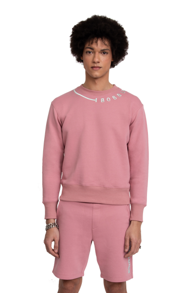 BH Signature Cotton Crewneck - Bobblehaus