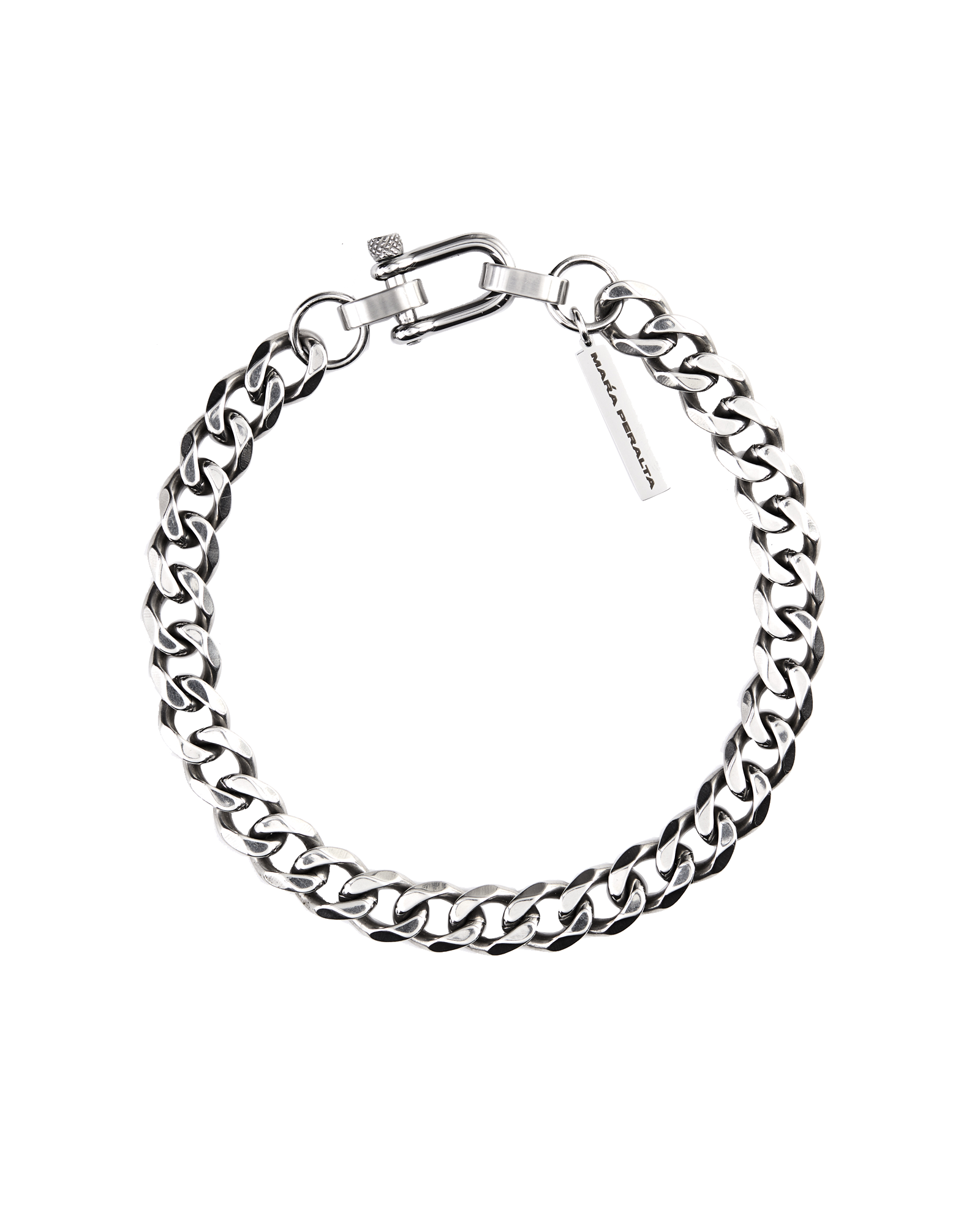 MAŔA PERALTA STUDIO - SCREW LOCK CHOKER - Bobblehaus