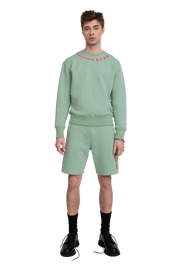 BH Signature Cotton Sweatshorts - Bobblehaus