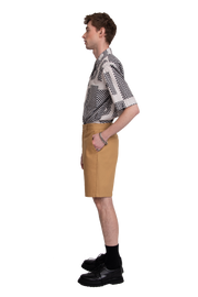 BH Casual Twill Shorts - Bobblehaus