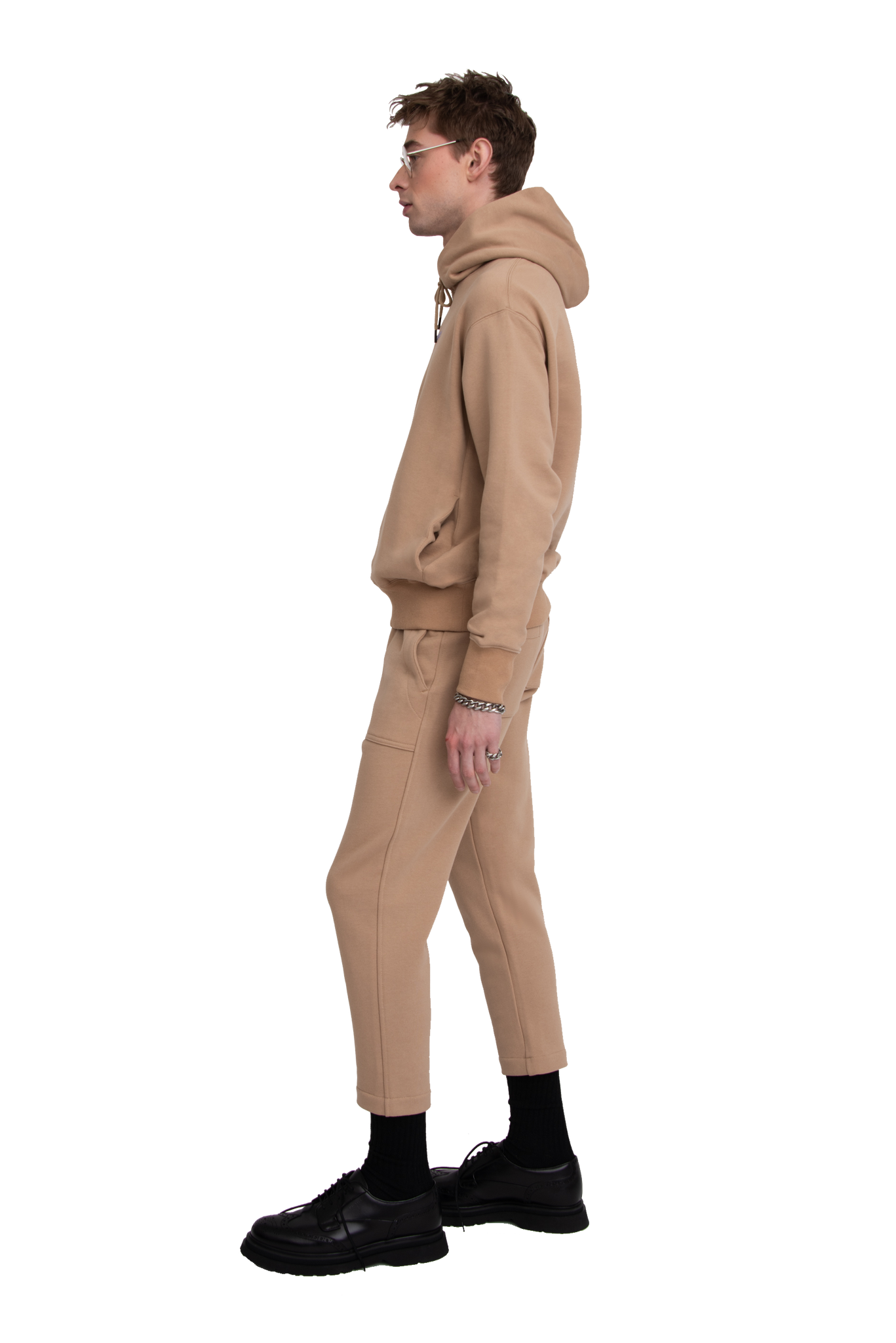 BH Signature Cotton Sweatpants - Bobblehaus