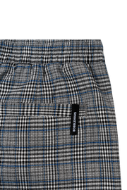 BH Signature Plaid Straight Pants - Bobblehaus