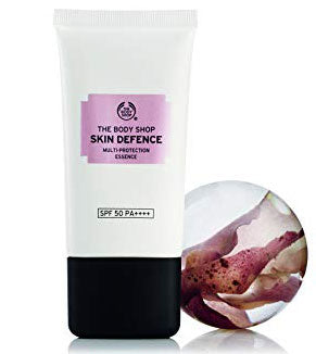 The Body Shop's Skin defence Multi- Protection Essence SPF50