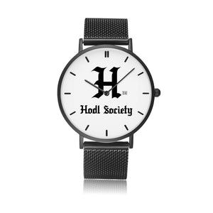 Hodl Society watch - Couchboss