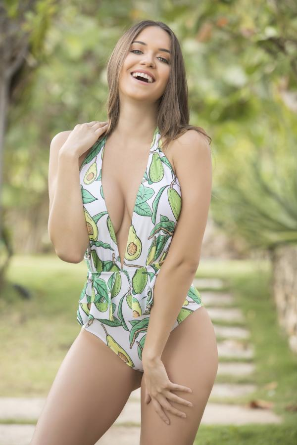 Avocado Lover Monokini