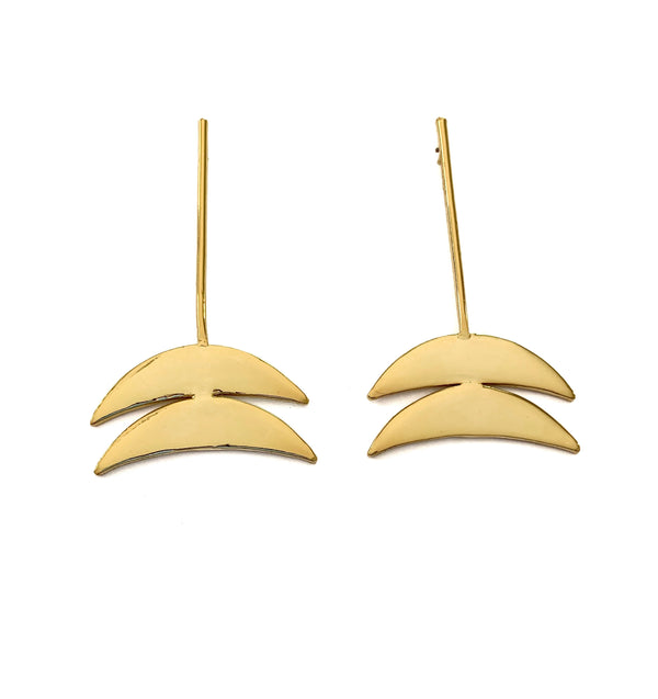 St Albans Earrings | CAVI online Clothing Boutique | Handmade from Colombia