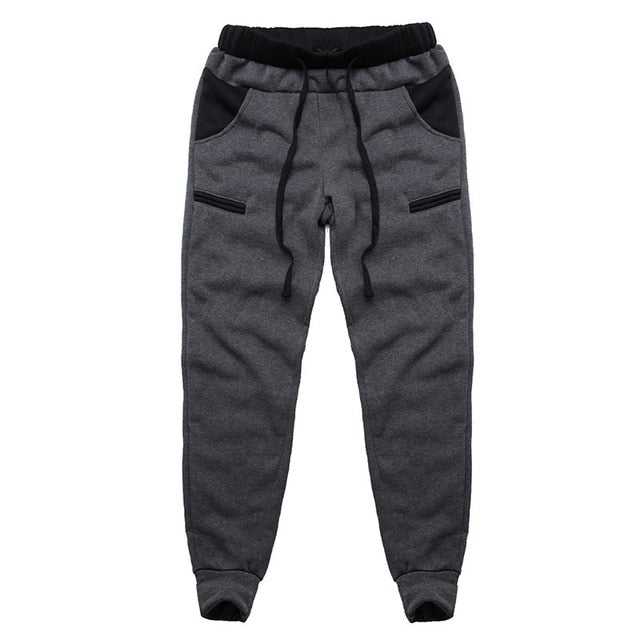 Winter Warm Thick Casual Sweatpants