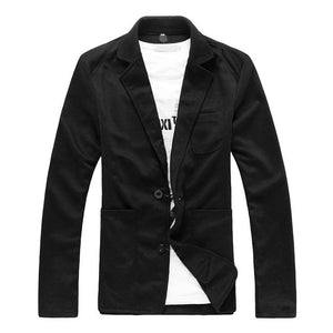 Ultra-slim Men's Casual Blazer