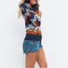 Winter Casual Colorful Women Sweater