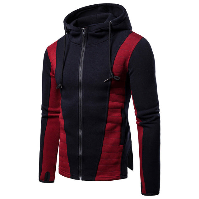 Winter Male Casual Hoodies
