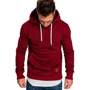 Male Fashion Hooded Tracksuit