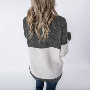 Knitted Women Casual Sweater