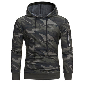 Winter Camouflage Hoodies
