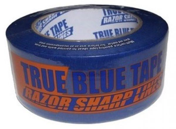 True Blue Painters Tape (Single Roll)