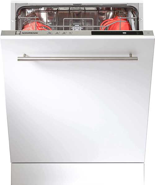 NORDMENDE DF62, 12 PLACE, A+, INTEGRATED DISHWASHER