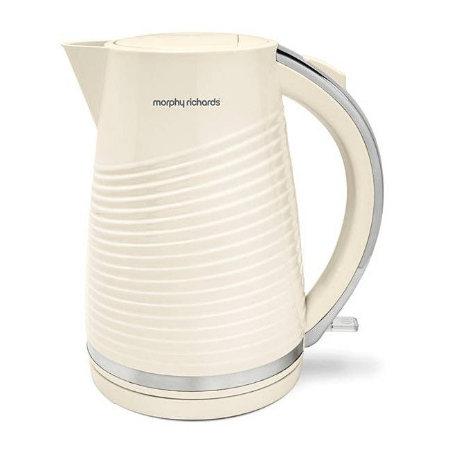 Morphy Richards Dune Gloss Cream Kettle 108267