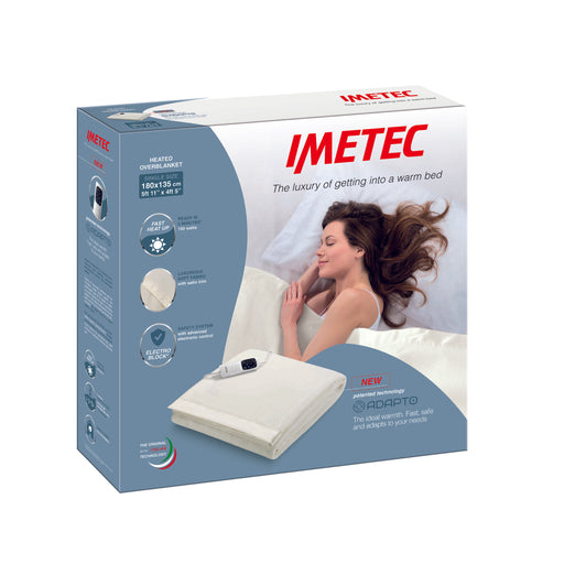 Imetec Single Overblanket Adapto 16737