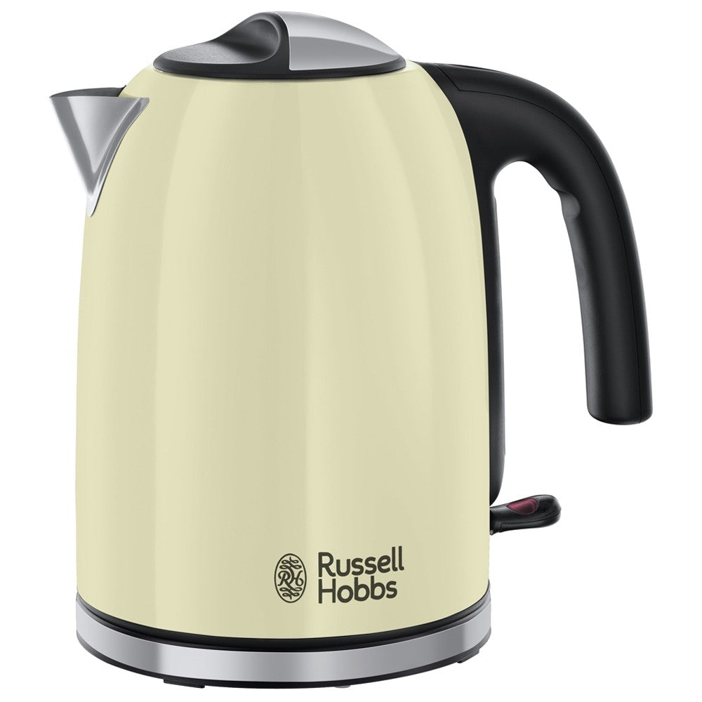 Plus Cream Kettle 20415 - Russell Hobbs