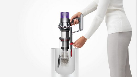 Dyson V10 Animal Extra Deep Cleaning Vacuum - Violet