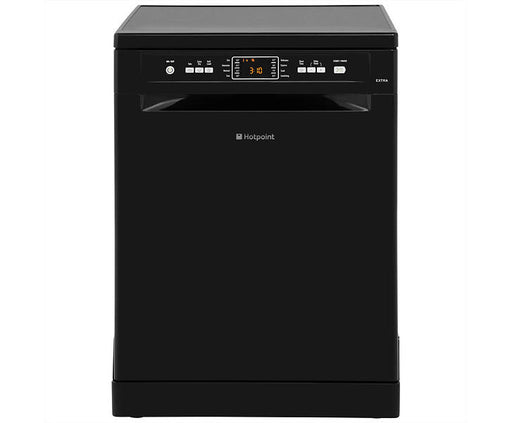 Hotpoint FDFEX11011K 13 Place Freestanding Dishwasher Black