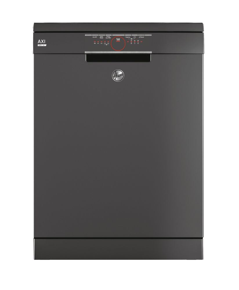 Hoover AXI HSPN1L390PA-80 – 13 piece – Freestanding Dishwasher-Antracite