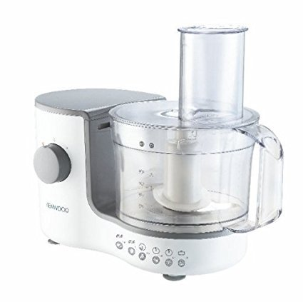 Kenwood FP120, 400W, 1.4L Bowl, Food Processor -White