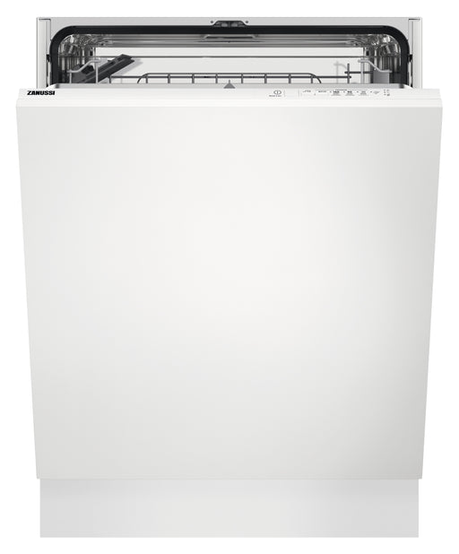 Zanussi ZDLN1512 Integrated Dishwasher, A+ Energy Rating | Stainless Steel