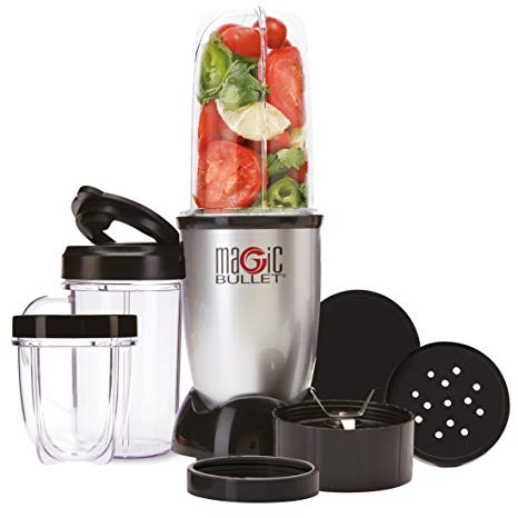 Magic Bullet-Nutribullet 11 Piece Nutritional Blender -MBR110R