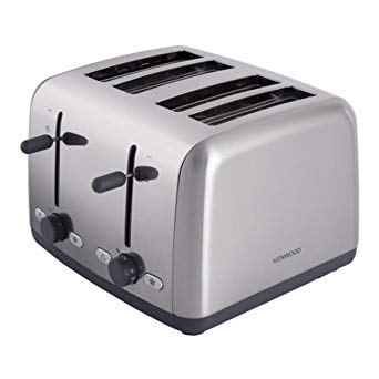 KENWOOD Scene 4 Slot Toaster Grey TTM480