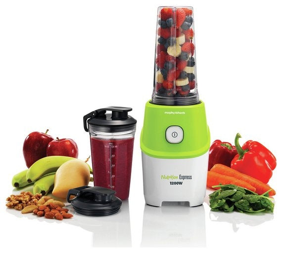 Morphy Richards 403049 Nutrition Express Blender, 1200 Watt