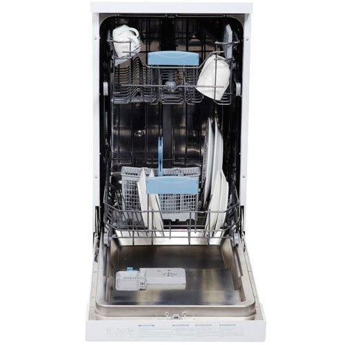 Nordmende Freestanding  DW48WH 45cm Dishwasher.FREE 3 YEARS WARRANTY.