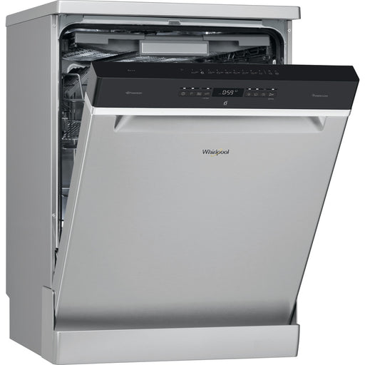 WHIRLPOOL 6TH SENSE POWERCLEAN 14 PLACE DISHWASHER WFO3P33DLXUK