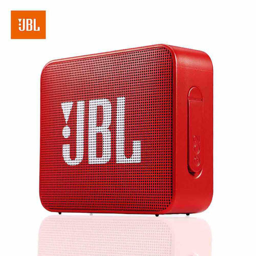JBL GO2 Portable Bluetooth Speaker -Red