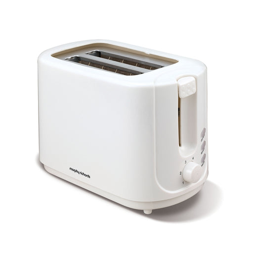 MORPHY RICHARDS 980505-2 SLICE TOASTER-WHITE