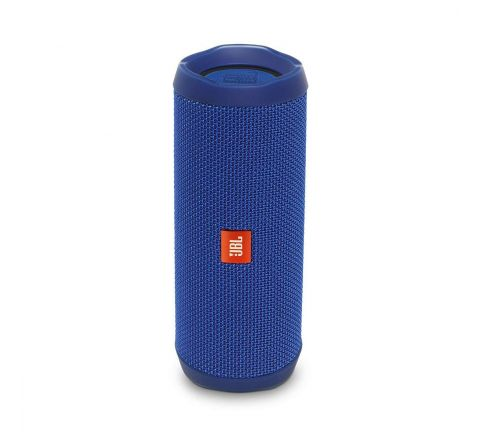 JBL Flip 4 Wireless Portable Bluetooth Speaker - BLUE