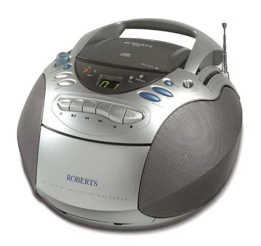 Roberts Skylark Portable Classic Radio with CD Player CD9960