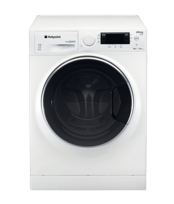 HOTPOINT Ultima S-Line RD1076JDUKN 10 kg Washer Dryer - White