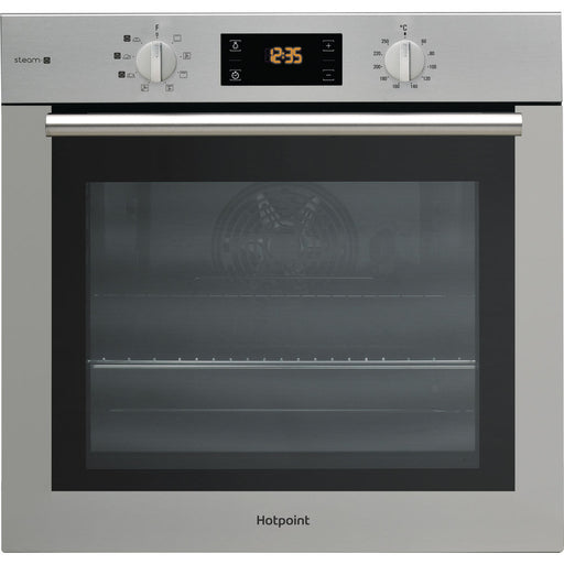 Hotpoint Built-In Multifunction Electric Single Oven - Stainless Steel | FA4S544IXH
