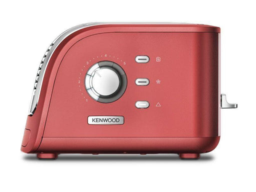 Kenwood 2 Slice Red Turbo Toaster TCM300RD