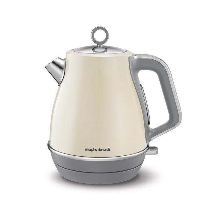 Morphy Richards Evoke Cream Jug Kettle 104407