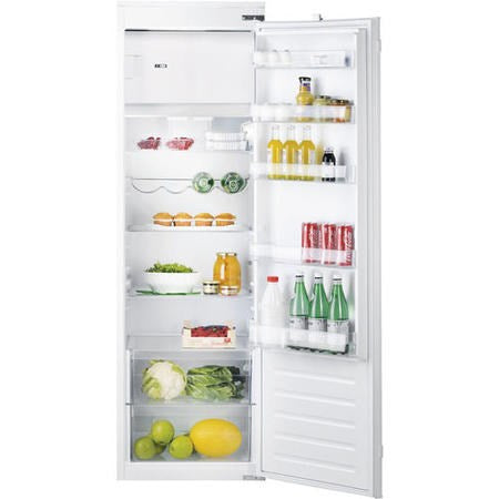 Hotpoint HSZ1801AA  55cm Tall Integrated In-Column Fridge - White