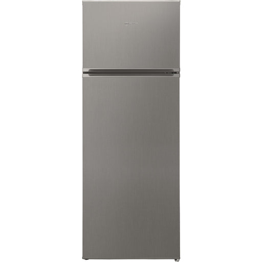 INDESIT I55TM4110X Top Mount 20/80 Low Frost Fridge Freezer - Stainless Steel