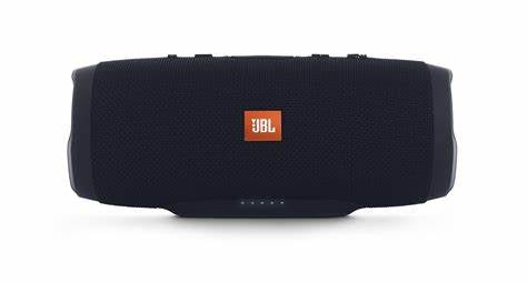 JBL Charge 4 Portable Bluetooth Speaker - Black |