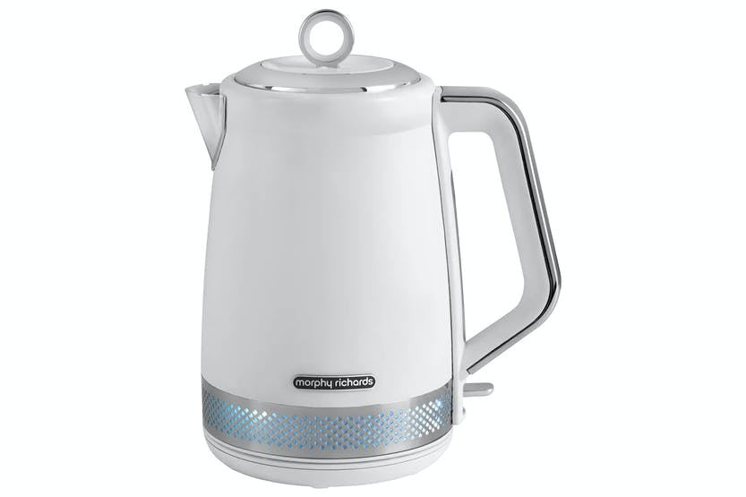 MORPHY RICHARDS Illumination Kettle - White