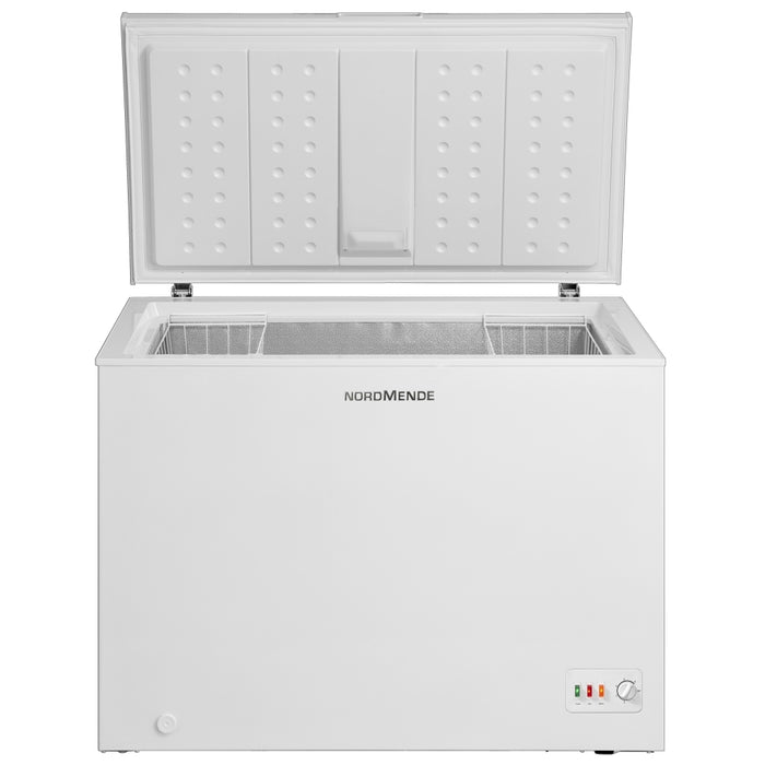 Nordmende CF198WHA+ 95cm Wide Chest Freezer 198 Litres. FREE 3 YEARS FULL WARRANTY SUBJECT TO REGISTRATION.