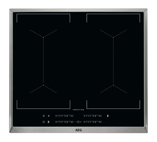 AEG IKE64450XB MultipleBridge 60 cm Built-in Induction Full Hob