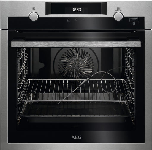 AEG SteamBake BPS556020M Electric Steam Oven - Stainless Steel